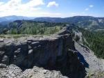 Knee Ridge, Ellis Peak Trail