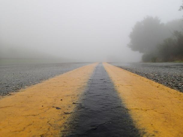 Onward through the fog...