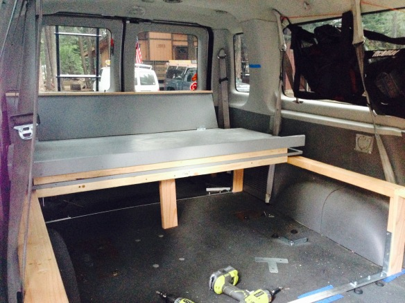 Ford Campervan conversion ideas – RadVanAdventures com