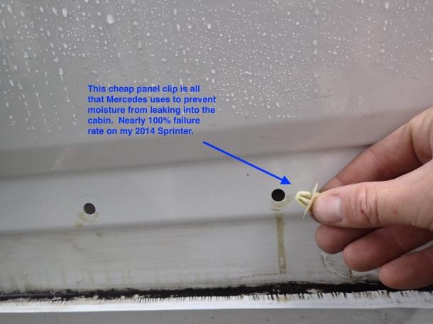 Trim Panel Clip