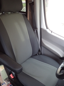 CalTrend SportsTex seat cover