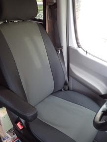 CalTrend SportsTex seat cover